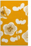 rug #106105 |  light-orange popular rug