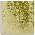 rug #1061186 | square light-green graphic rug