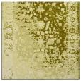 rug #1061186 | square light-green traditional rug