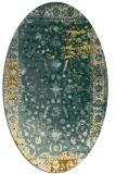 rug #1061548   oval traditional rug