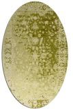rug #1061556   oval traditional rug