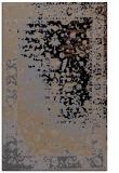 rug #1061594 |  black abstract rug
