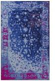 rug #1061622 |  pink popular rug