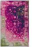 rug #1061630 |  blue abstract rug