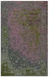 rug #1061726 |  green abstract rug