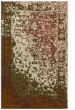 rug #1061734 |  brown traditional rug