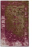 rug #1061742 |  beige abstract rug
