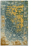 rug #1061914 |  light-orange graphic rug