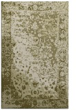 rug #1061926 |  light-green graphic rug