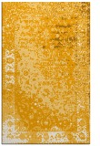 rug #1061938 |  light-orange graphic rug
