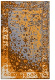 rug #1061950 |  light-orange graphic rug