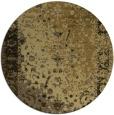 rug #1061975 | round traditional rug