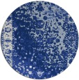 rug #1062004 | round abstract rug
