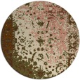 rug #1062104 | round traditional rug