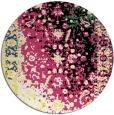 rug #1062155 | round traditional rug