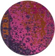 rug #1062230 | round graphic rug