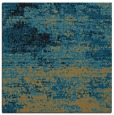 rug #1064558 | square brown graphic rug