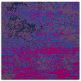 rug #1064566 | square blue abstract rug