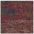 rug #1064638   square beige abstract rug
