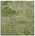 rug #1064658 | square green rug