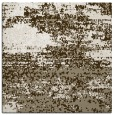 rug #1064842 | square beige graphic rug