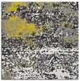 rug #1064854 | square white abstract rug
