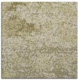 rug #1064870 | square light-green graphic rug