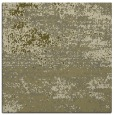 rug #1064878 | square light-green graphic rug