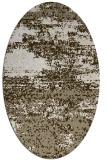rug #1065210 | oval beige popular rug