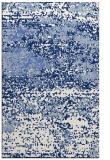 rug #1065314 |  blue abstract rug