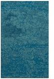 rug #1065318    blue-green abstract rug