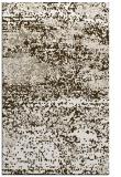 rug #1065426    mid-brown abstract rug