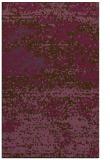 rug #1065502 |  purple abstract rug