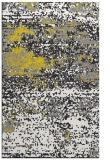 rug #1065590    yellow graphic rug
