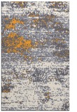 rug #1065630 |  light-orange abstract rug