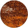 rug #1065634   round beige abstract rug