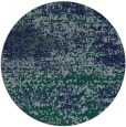 rug #1065677 | round graphic rug