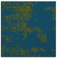 rug #1068290 | square green traditional rug