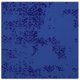 rug #1068314 | square blue-violet damask rug