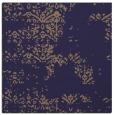 rug #1068318 | square blue-violet faded rug