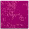 rug #1068430 | square pink damask rug