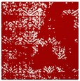 rug #1068462 | square red traditional rug