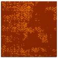 rug #1068478 | square red-orange faded rug