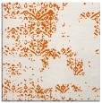 rug #1068490 | square red-orange faded rug