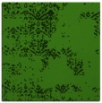 rug #1068494 | square green traditional rug