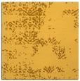 rug #1068538 | square yellow damask rug