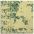 rug #1068542 | square yellow rug
