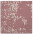 rug #1068566 | square pink traditional rug