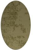 rug #1068927   oval faded rug