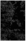 rug #1068954 |  black damask rug